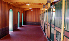 Equine & Animal Flooring Projects