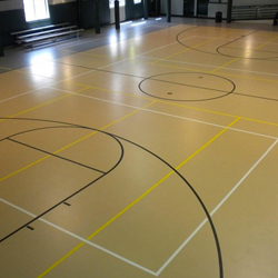 Gym Flooring Products
